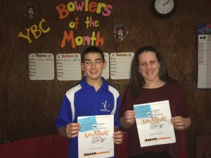 Corner Brook Centre Bowl Youth Bowling